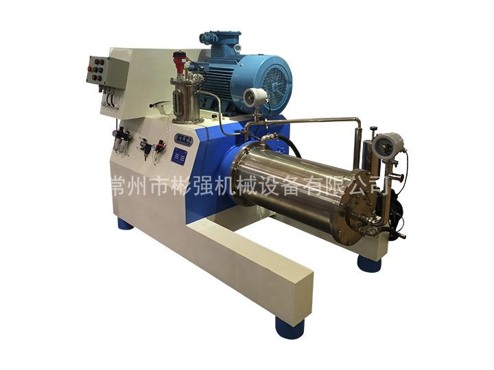 量产卧式陶瓷砂磨机